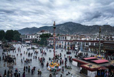 Potala palace, Lhasa, Tibet China