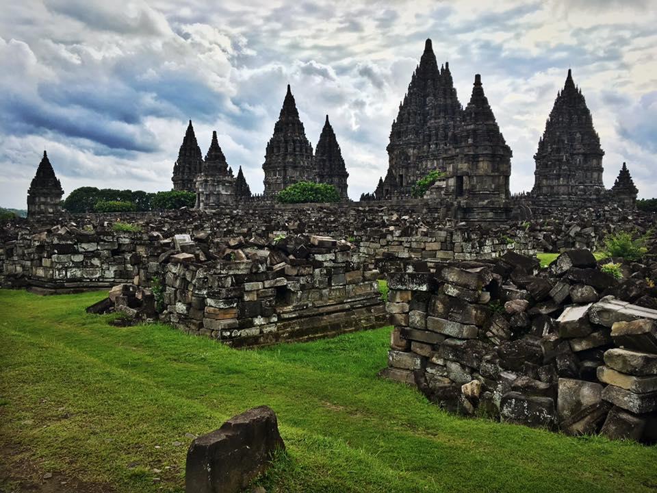 Prembanan Yogyakarta, Java