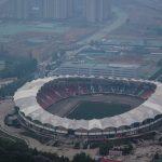 Zhengzhou Hanghai football stadium