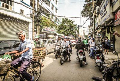Saigon - Ho Chi Minh City - South Vietnam