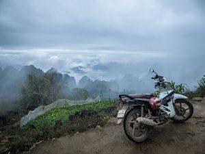 Ha Giang Met de motor door het karstgebergte van Noord Vietnam