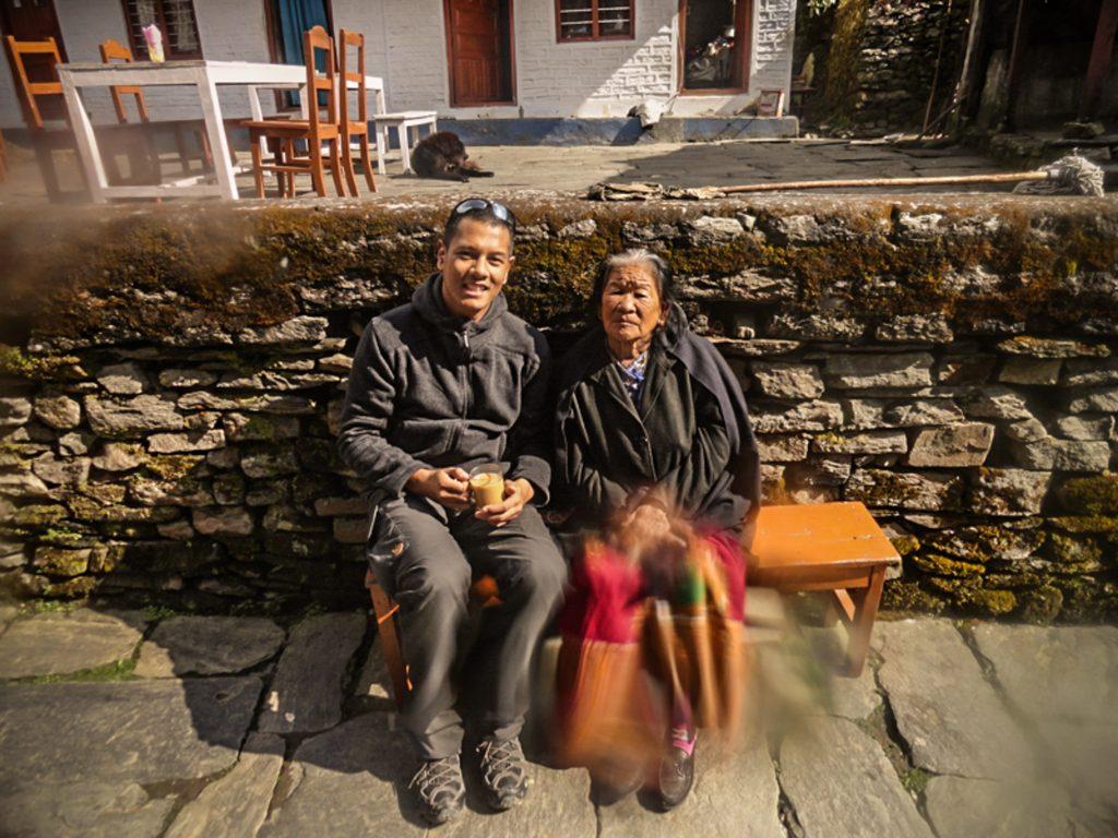 Annapurna base camp trekking, Nepal