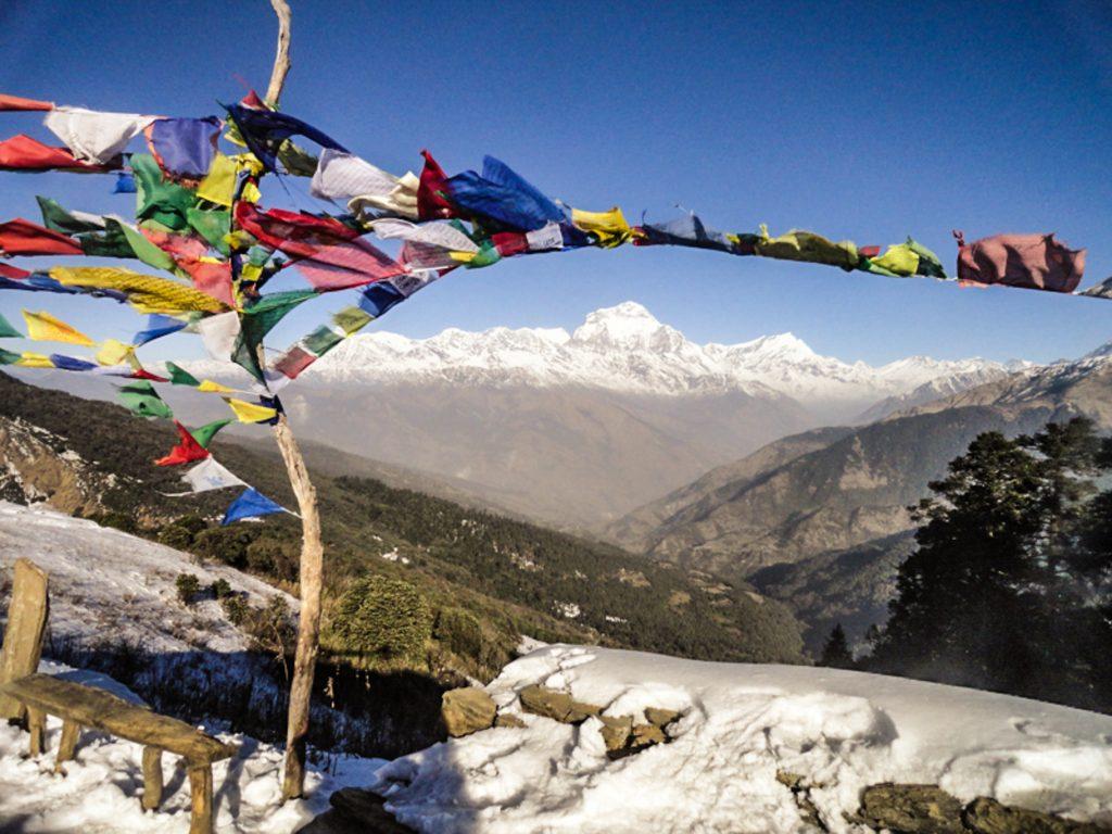 Poonhill, Annapurna base camp trekking, Nepal