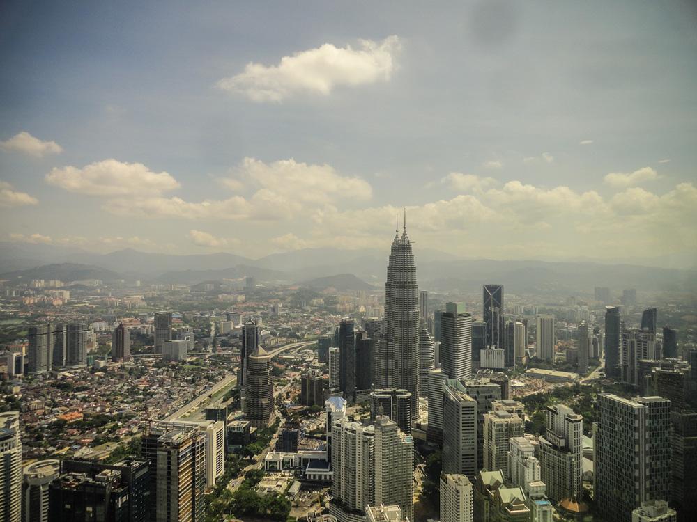 Kuala Lumpur, Pretonas towers, Malaysia, Maleisië