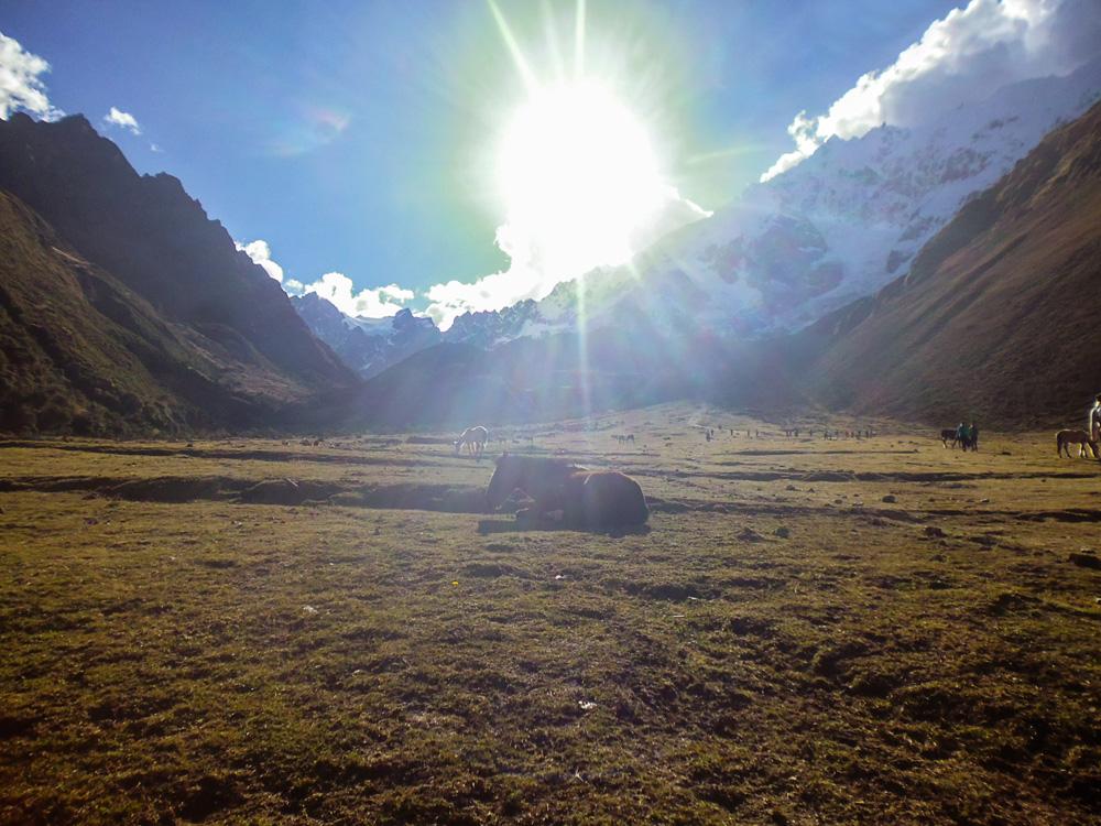 Salkantay trekking, Peru