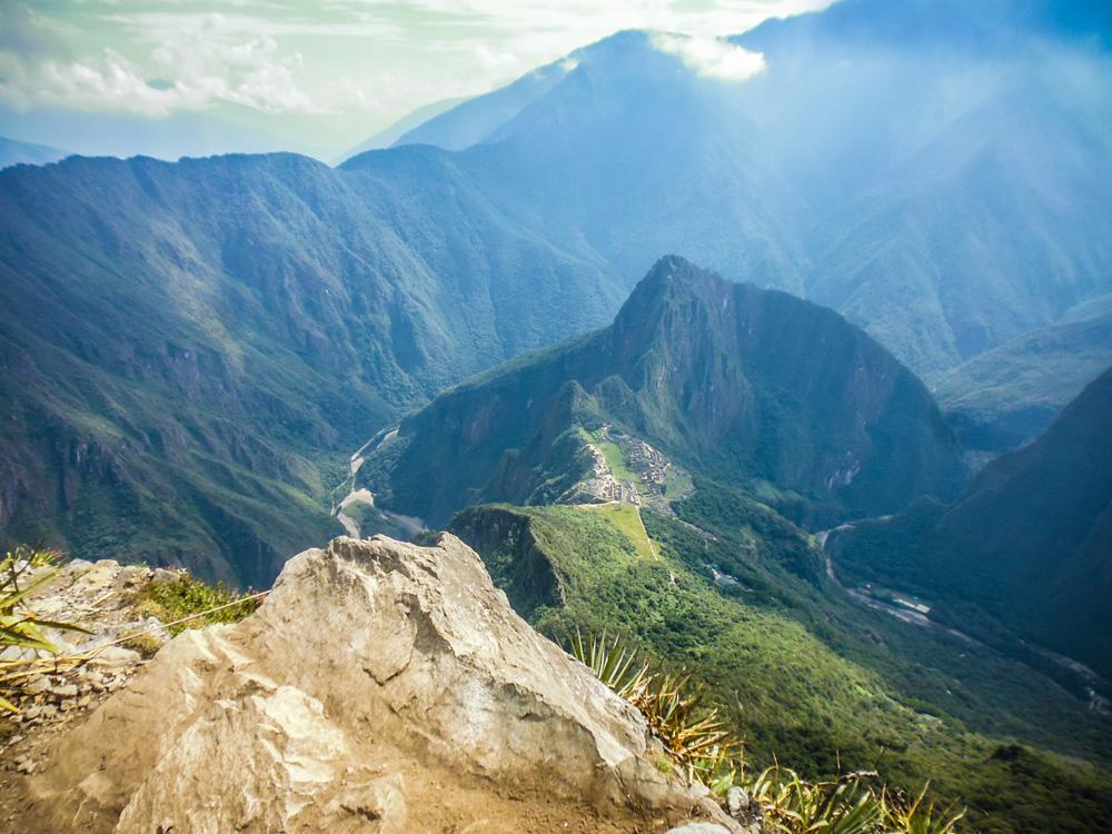 Machu Piccu Mountain Peru