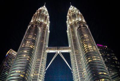 Petronas towers, Kuala Lumpur Malaysia