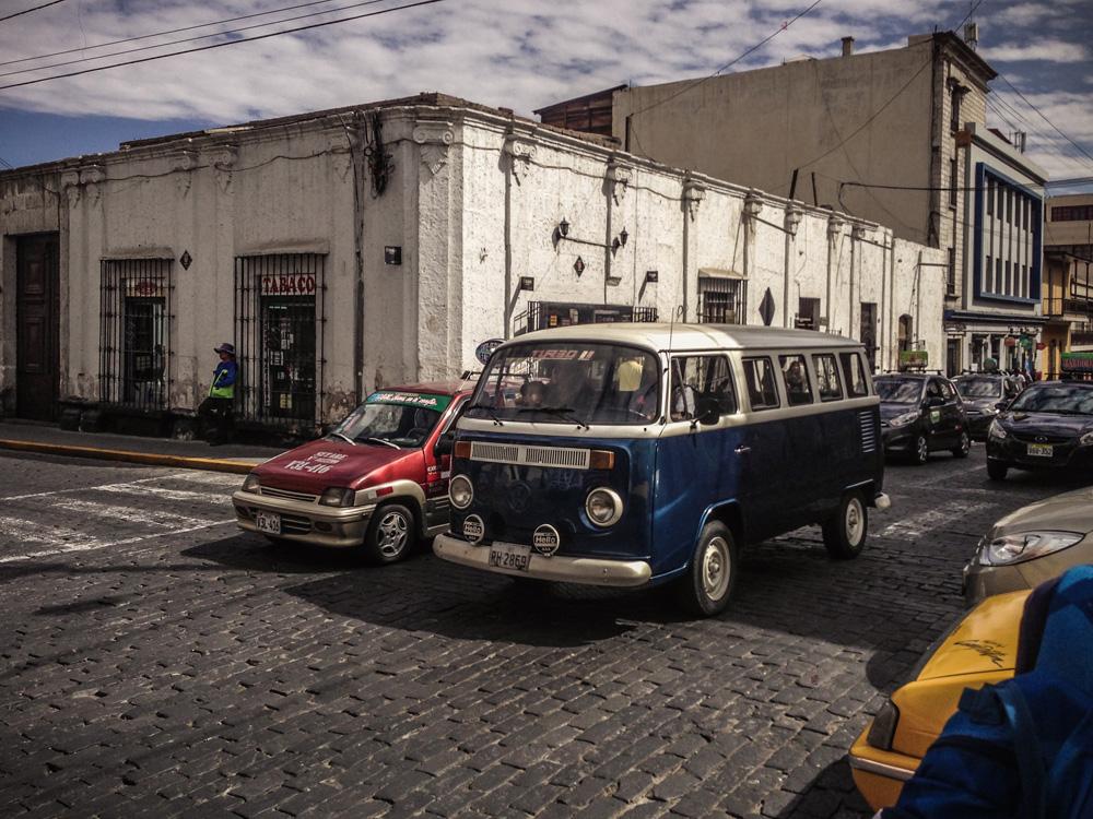 Arequipe Peru