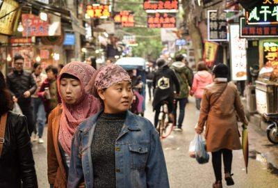 The Muslims in Xi'an