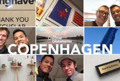 Different agencies in Copenhagen