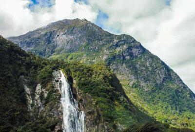 Milford sound Nieuw Zeeland new zealand