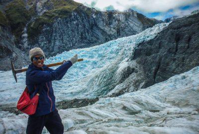 Franz Josef Glacier - Nieuw Zeeland