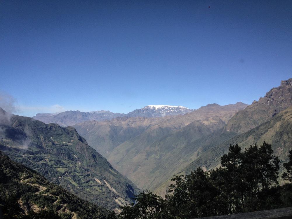 Death road - La Paz to Coroico - Bolivia