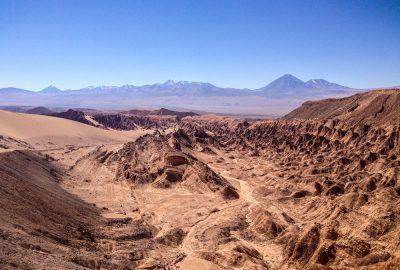 Valle de la Muerte San Pedro de Atacama