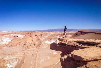Coyotes rock San Pedro de Atacama