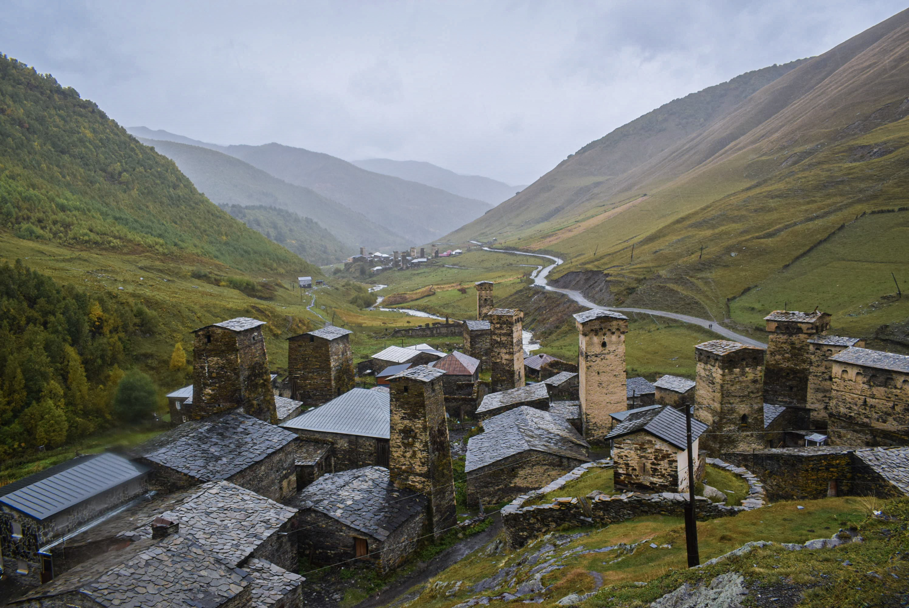 Ushguli, Svaneti - Georgia