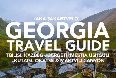 Georgia travel guide video