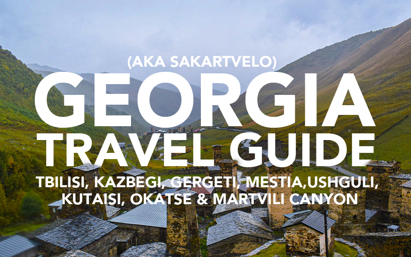 Georgia travel guide video