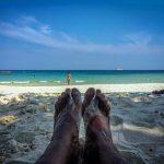 Genieten van de stranden op Koh Samet